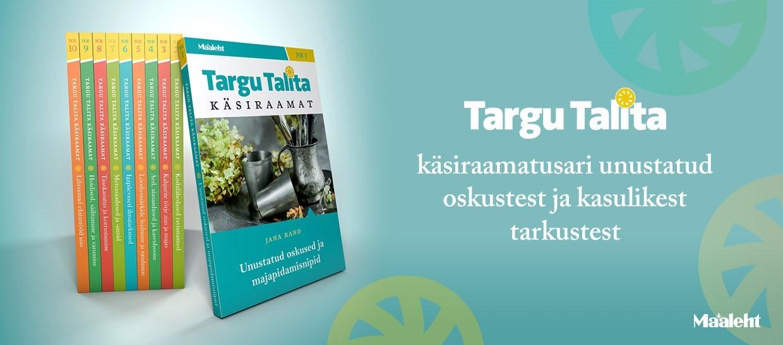 Targu Talita käsiraamatud